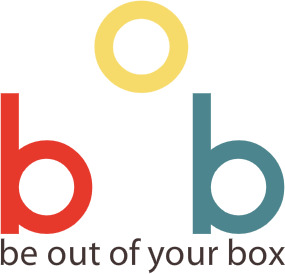 be out of your box